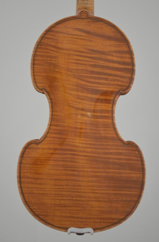 VIOLIN BY THEOPHILE VILLARD  IN  CUSSET  1868, More Informations...
