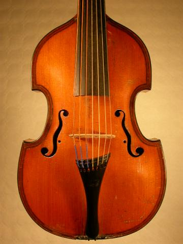 VIOLA D'AMORE GERMANY 18 TH, More Informations...