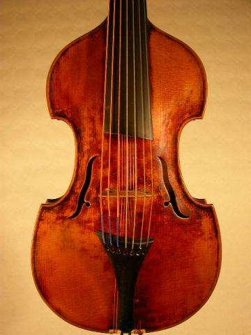 VIOLA  D'AMORE, GERMANY  XIX° century, More Informations...