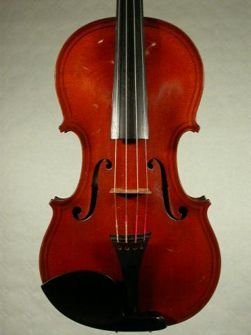 VIOLIN  AUGUSTE DELIVET  PARIS  1904, More Informations...