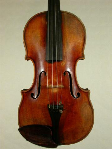 VIOLIN BY CLAUDE AUGUSTIN MIREMONT IN PARIS 1872, More Informations...