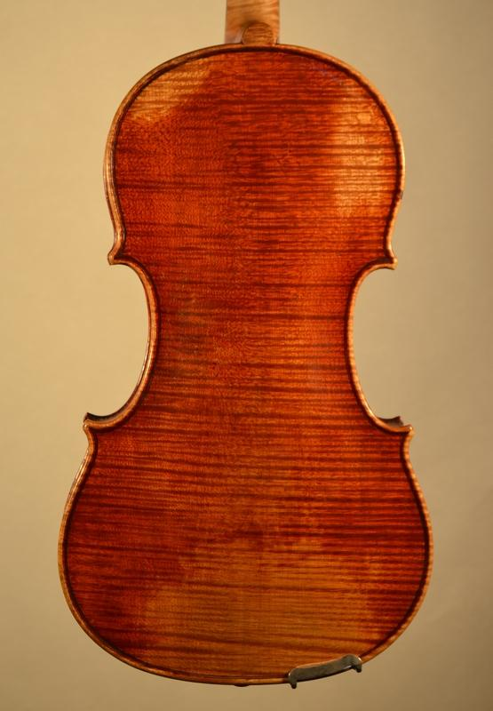 VIOLIN BY JOSEPH COUTURIEUX, More Informations...