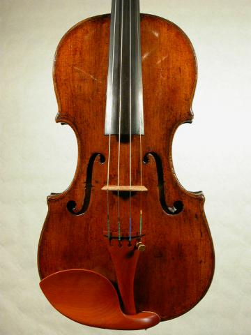 VIOLIN BY LORENZO AND TOMASO CARCASSI IN FLORENCE, More Informations...