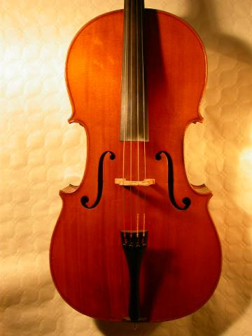 VIOLONCELLO  JEROME THIBOUVILLE  LAMY IN  MIRECOURT, More Informations...