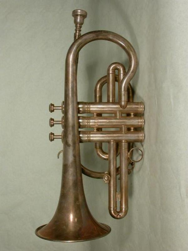 CORNET BY ANTOINE COURTOIS , More Informations...