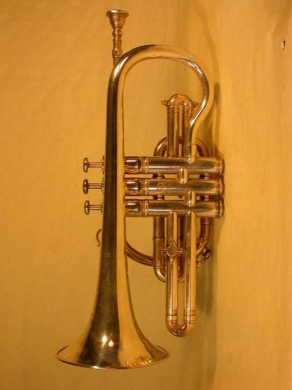 CORNET  by  BESSON, More Informations...