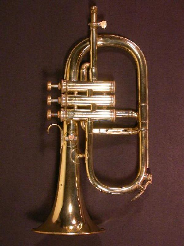 FLUGELHORN  BY   GRAS   , More Informations...