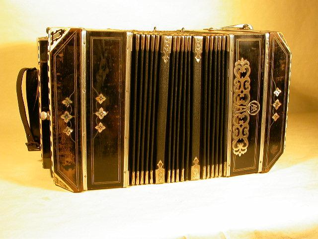 BANDONEON BY ALFRED ARNOLD, More Informations...