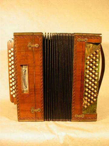 ACCORDEON CHROMATIQUE DE FRANCOIS DEDENIS, Plus d'infos...