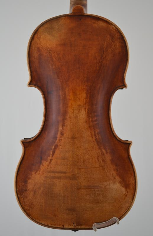 VIOLON DE CHRISTIAN ROTH A PRAGUE 1739, Plus d'infos...