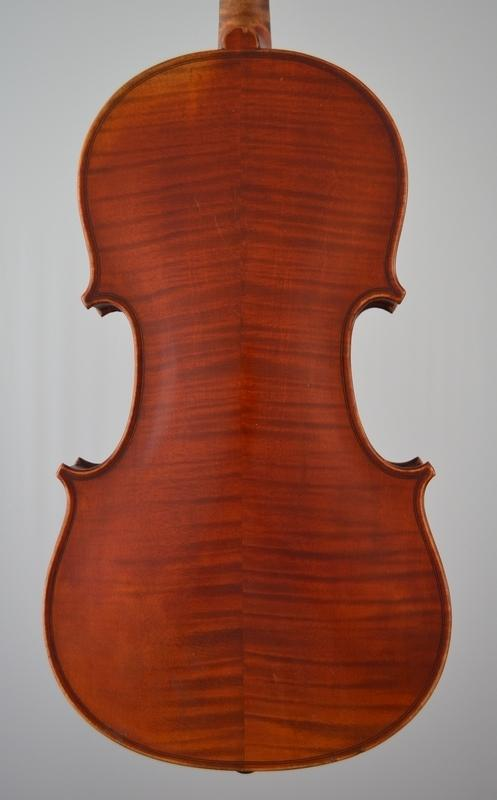 VIOLON DE EMILE GERMAIN  A PARIS 1906, Plus d'infos...