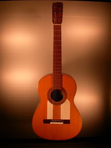 Guitare de JOSE RAMIREZ Madrid 1957, Plus d'infos...