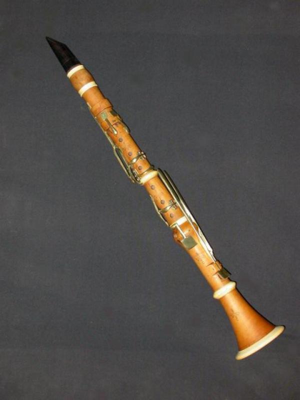 Clarinette de BAUMANN Joseph , Plus d'infos...
