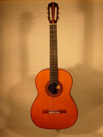 GUITAR BY RINO CARNELLI TURATE 1973, More Informations...