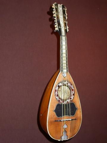 Mandolin by FILANO Donatus, Naples 1762, More Informations...