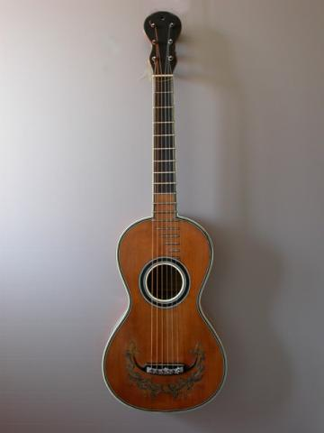 ROMANTIC GUITAR  BY PETIT JEAN L'AINE, More Informations...