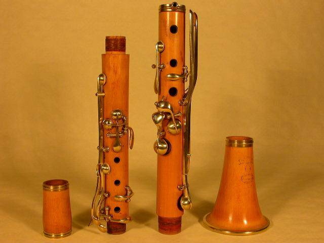 CLARINET BY COUESNON