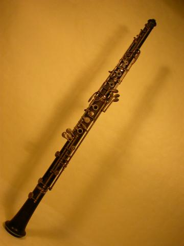 OBOE  BY  BERCIOUX, More Informations...