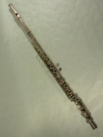TRANSVERSE FLUTE BY LAUBE IN  LA COUTURE BOUSSEY, More Informations...