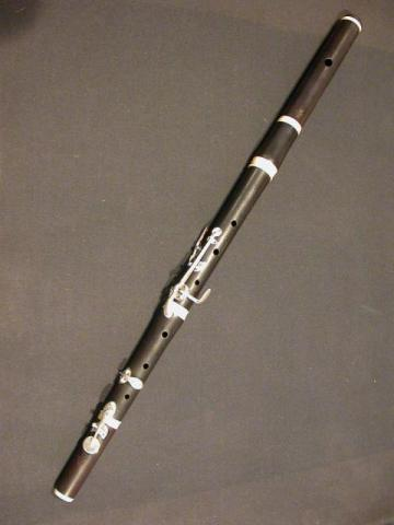 TRANSVERSE FLUTE  CLAIR GODFROY AINE, More Informations...